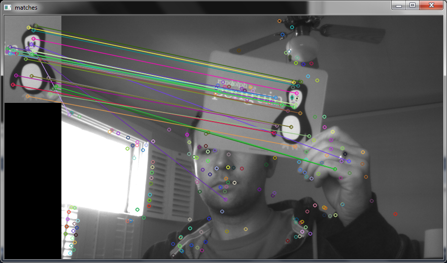 OpenCV SIFT Tutorial · Chris McCormick